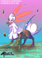 Pokemon Sun and Moon - Silvally by SilverCrow95