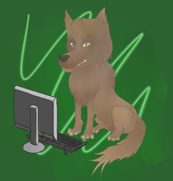 Wolfgamer90000 by CandieRain
