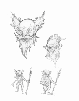 Gnome by OnHolyServiceBound