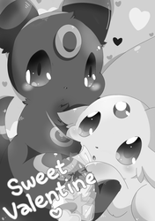 Sweet Valentine (Doujinshi) - 14 by ChikoritaMoon