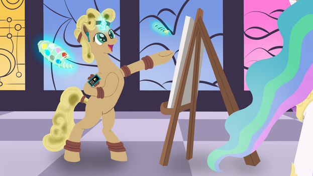 Zilvart's High Profile Commission by bently96