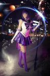 Super Sailor Saturn by Kokoa Yuki by himariyuki54