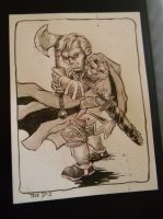 Tyrion Lannister by TessFowler
