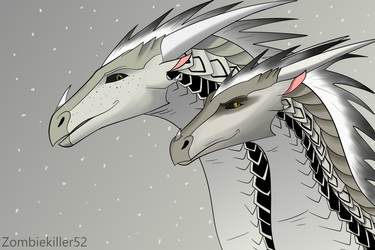 Catamount and Coywolf (Gift) by ZombieKiller52