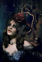 Madame Victoria by EmberRoseArt