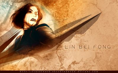 Lin Bei Fong by BreakthroughDesigns