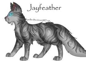 Jayfeather by Kym-Ber-Bee