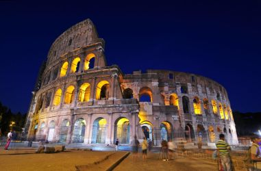 Coloseo, Rome by mysterious-one