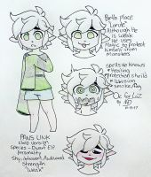 Pans Link (Child version) by xXPans-LinkXx