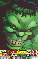 Expand Dong: Hulk by alienhominid2000