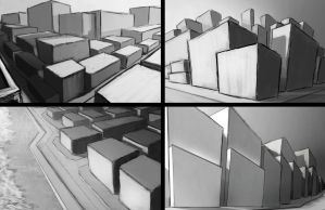 perspective study by LouizBrito