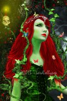 Poison Ivy by LordLollypop