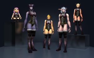 Women of Warcraft 1 by Quandtum