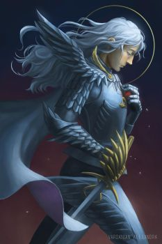 Griffith by Maaronn