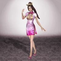 Dynasty Warriors 8 Diao Chan by ArmachamCorp