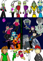 IZ: The Series-Revamped Cover by SaintHeartwing