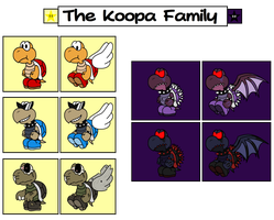 Teenage Mutant Koopa Troopas -REDUX- by TheSpiderManager