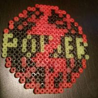destorm power wuz UP, world youtube perler  by Nastiwolf