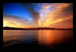 The Sky is Burning by mutos