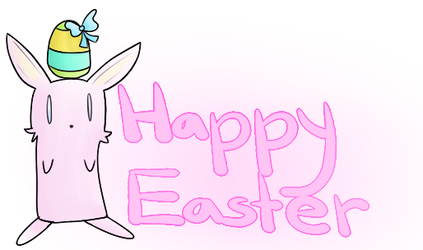 Easter Bunny by maplexsonic