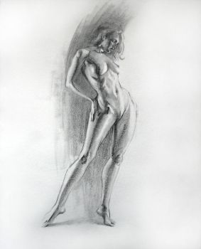 Figure study / Practice 20 by AnaviTil