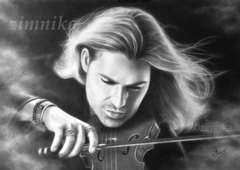 David Garrett by zimnika7