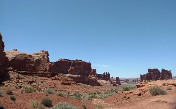 Arches NP 22 by CrystallineHFA
