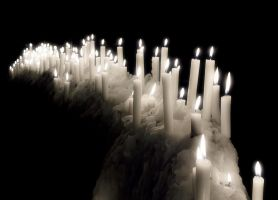 Candles 2 by Inilein