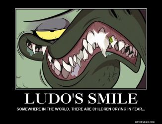 Ludo Demotivational by Dynamiteboom12345
