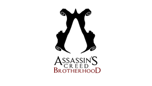 Assassin's Creed Brotherhood Simple Wallpaper by TheJackMoriarty