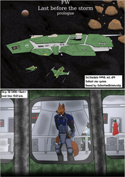 The Last before the storm - prologue P1 by DrZed