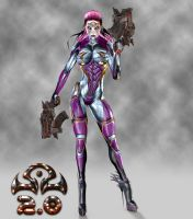 Omega Exterminatrix 2.0: The R by shaft73