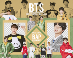 Pack Png 1172 // BTS (5TH ARMY ZIP) by BEAPANDA