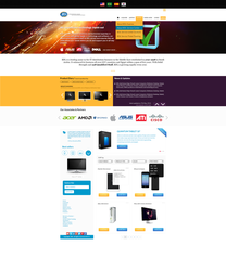 BDL group web template sample by prithu