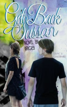 Get Back, Sussan | Wattpad BookCover. by AlHopeless