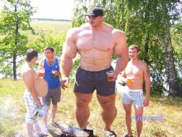 Nature positively influence your muscle growth by Setpoirot