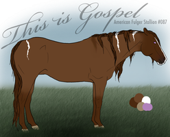 This is Gospel by Roma-Roses-Ranch