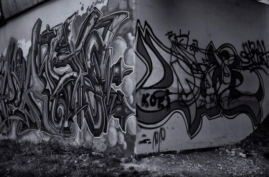 HDR graffity by byJTCproduction