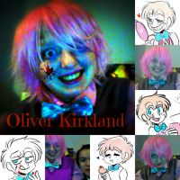 Oliver Kirkland by P-Paradox