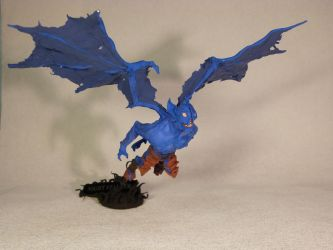 Night Stalker Dota2 Figure by Jambal