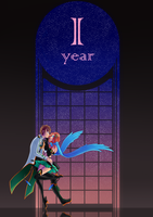 [WSS] - 1 year by Egeel