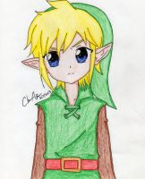Link by Kisarasmoon