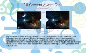 Fill Content Aware Tutorial by drkzin