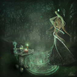 Incantation by FrumiousBee