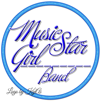 [Logo] Music Star Girl Band - Ver 2 by Ai-chan2003