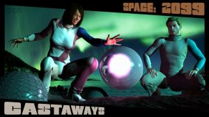 Space: 2099 / Episode 3: Castaways (2) by AbaKon