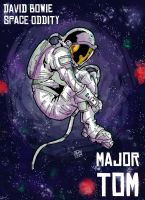 Major Tom by Chimy-The-Zombie