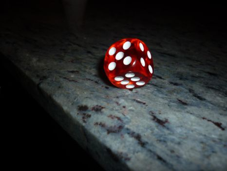 Spinning Dice by brownsauce91