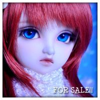 FOR SALE VOLKS SDGr Tenshi UNA head $450 by fransyung