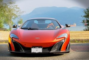 Beautiful Mclaren by SeanTheCarSpotter